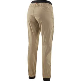 Haglöfs L.I.M Fuse Pantalones Mujer, dune